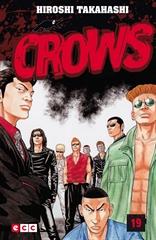 Crows núm. 19