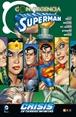 Superman converge en Crisis en Tierras Infinitas