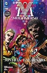 El Multiverso núm. 09 (de 9): Justicia encarnada
