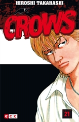 Crows núm. 21 de 26