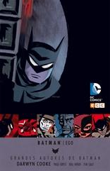 Grandes autores de Batman: Darwyn Cooke - Batman: Ego