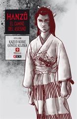 Hanzô: El camino del asesino núm. 09 (de 10)