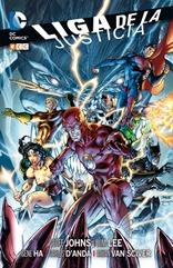 Liga de la Justicia: La travesía del villano