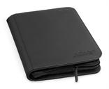 Álbum 4 - Pocket Zipfolio Xenoskin Negro