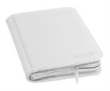 Álbum 4 - Pocket Zipfolio Xenoskin  Blanco