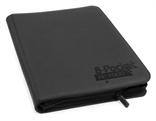 Álbum 8 - Pocket Zipfolio Xenoskin Negro