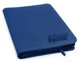Álbum 8 - Pocket Zipfolio Xenoskin Azul Marino
