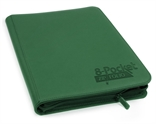 Álbum 8 - Pocket Zipfolio Xenoskin Verde