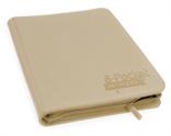 Álbum 8 - Pocket Zipfolio Xenoskin Beige