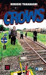 Crows núm. 23