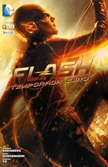 Flash: Temporada cero núm. 05