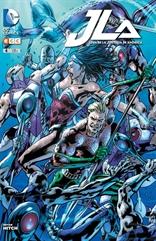 JLA: Liga de la Justicia de América núm. 04