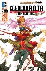Capucha Roja y los Forajidos núm. 01: Redención