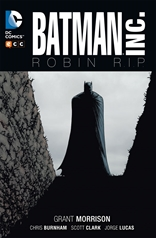 Batman Inc.: Robin R.I.P.
