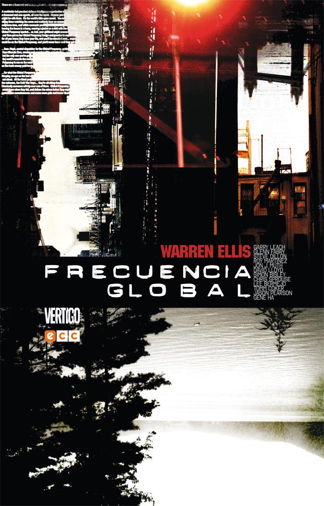Frecuencia Global - ECC Cómics