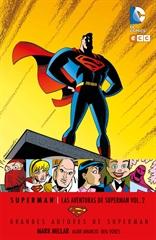 Grandes autores de Superman: Mark Millar - Las aventuras de Superman vol. 02