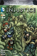 Injustice: Gods among us núm. 35