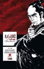 Kasajirô, el clava-tatamis núm. 01 (de 2)