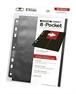 Hojas para archivador Compact (10 unidades) Negro