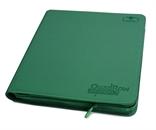 Álbum 12 - Pocket QuadRow Zipfolio XenoSkin Verde