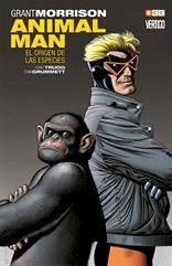 Animal Man de Grant Morrison Libro 02: El origen de las especies