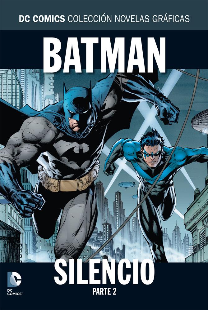 836 - [DC - Salvat] La Colección de Novelas Gráficas de DC Comics  Salvat_cover_2