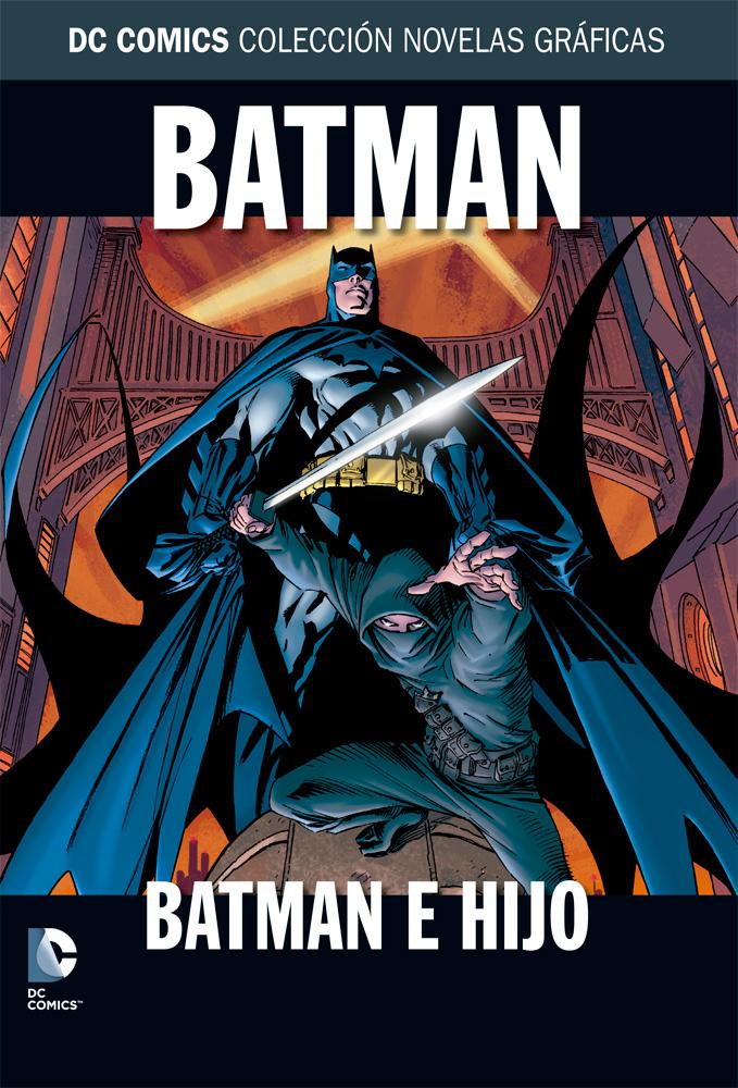 836 - [DC - Salvat] La Colección de Novelas Gráficas de DC Comics  Coleccion_novelas_graficas_8