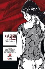 Kasajirô, el clava-tatamis núm. 02 (de 2)