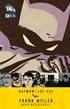 Batman: Año uno (quinta edición)