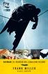 Batman: El regreso del Caballero Oscuro (quinta edición)