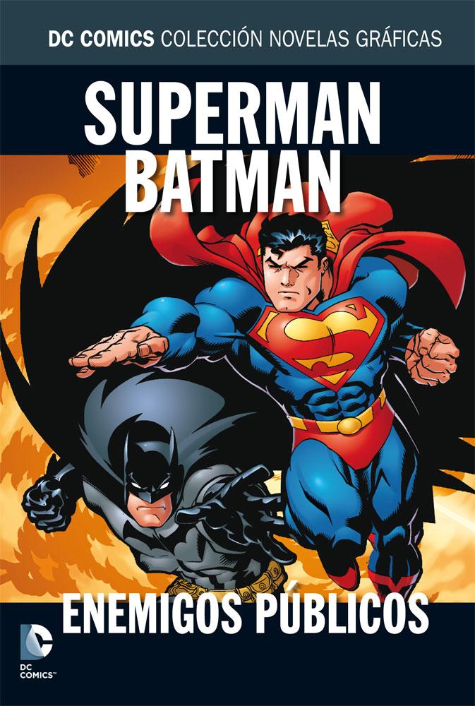 836 - [DC - Salvat] La Colección de Novelas Gráficas de DC Comics  SB_Enemigos_Publicos