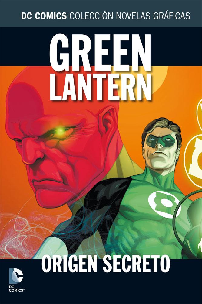 836 - [DC - Salvat] La Colección de Novelas Gráficas de DC Comics  GL_Origen_Secreto