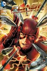 Flash: Temporada cero núm. 09
