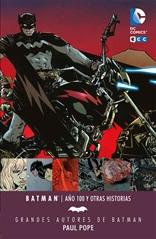 Grandes Autores de Batman: Paul Pope - Batman: Año 100