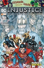 Injustice: Gods among us núm. 38