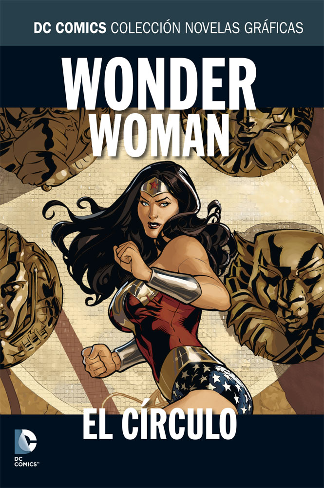 836 - [DC - Salvat] La Colección de Novelas Gráficas de DC Comics  Coleccionable-DC-7_Wonder_Woman