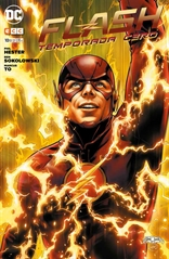 Flash: Temporada cero núm. 10