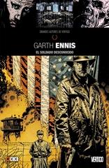 Grandes autores de Vertigo: Garth Ennis - El Soldado Desconocido