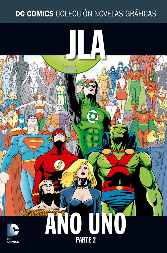 836 - [DC - Salvat] La Colección de Novelas Gráficas de DC Comics  Vol.11_Salvat