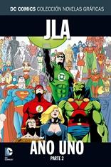 Colección Novelas Gráficas núm. 11: JLA: Año Uno Parte 2