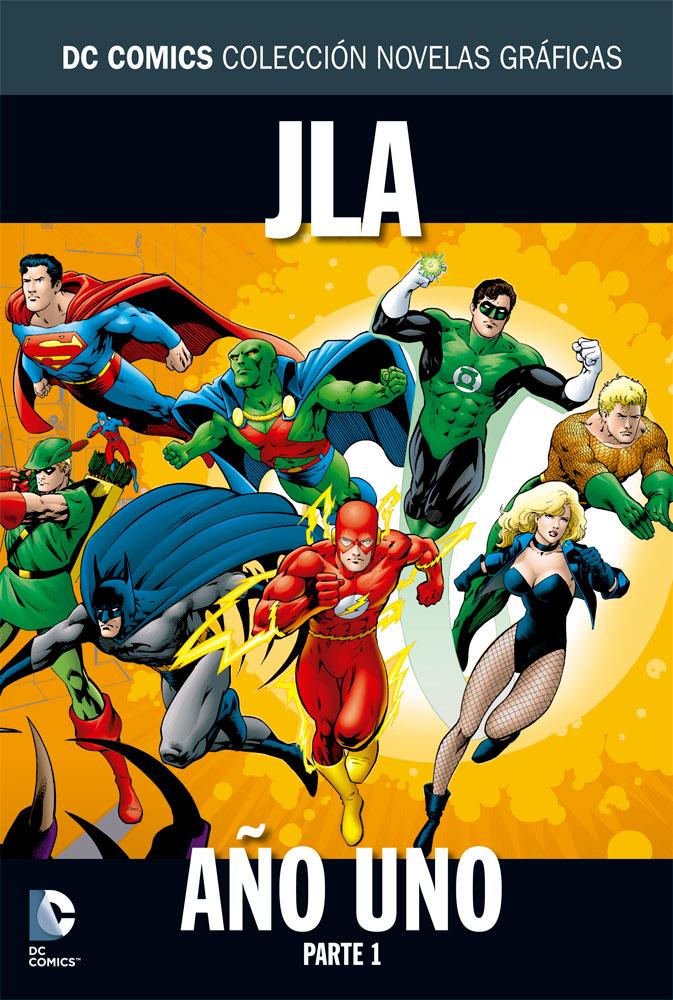 836 - [DC - Salvat] La Colección de Novelas Gráficas de DC Comics  Vol_10_Salvat