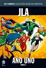 Colección Novelas Gráficas núm. 10: JLA Año Uno: Parte I