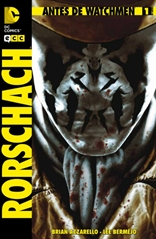 Antes de Watchmen: Rorschach núm. 01 (de 4)