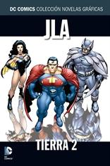 Colección Novelas Gráficas núm. 17: JLA: Tierra 2