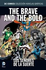 Colección Novelas Gráficas núm. 16: The Brave and the Bold: Los señores de la suerte