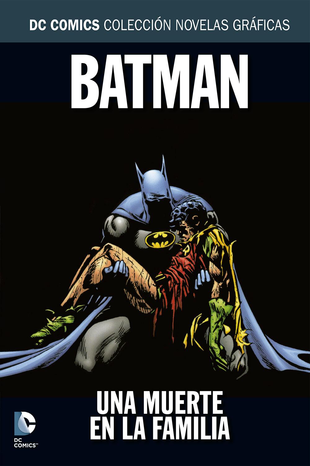 836 - [DC - Salvat] La Colección de Novelas Gráficas de DC Comics  Salvat_14