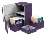 Twin Flip'n'Tray Xenoskin 160+ Violeta