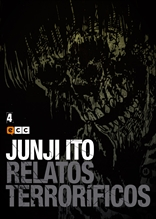 Junji Ito: Relatos terroríficos núm. 04