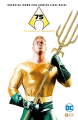 More Fun Comics (1941-2016): 75 años de Aquaman