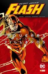 Flash de Geoff Johns: La guerra de los villanos